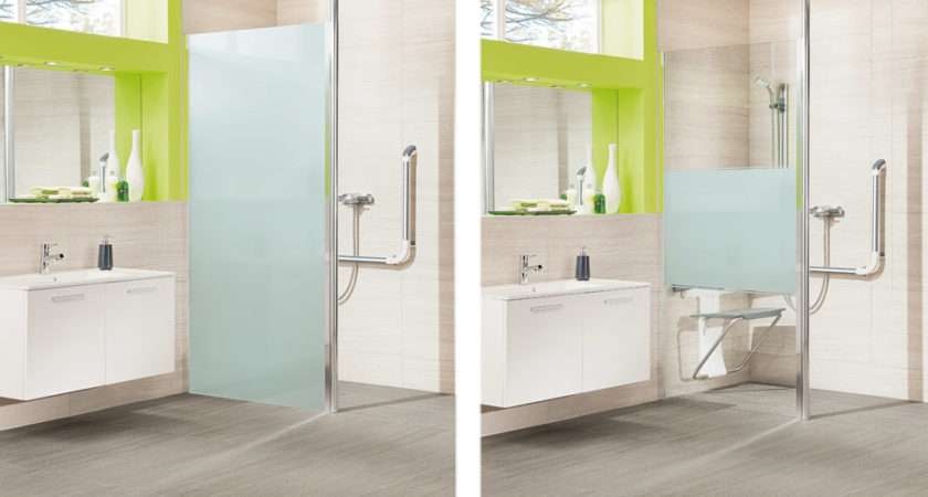 Impey Supreme Glass Shower Panels