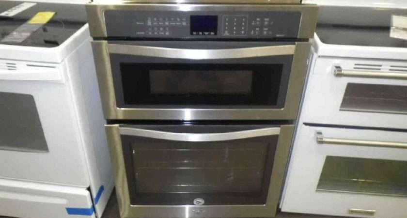 Inch Wall Oven Microwave Combo Dynamicyoga Info