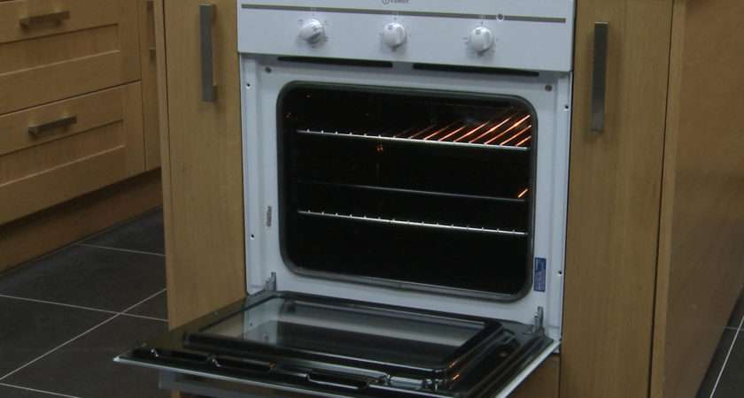 Indesit Fim Kbix Built Electric Single Oven Stainless Steel