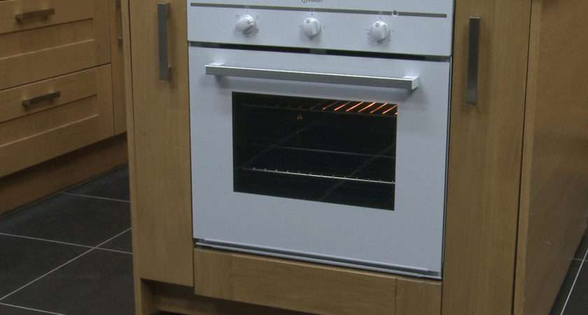 Indesit Fim Kbwh Built Electric Single Oven White