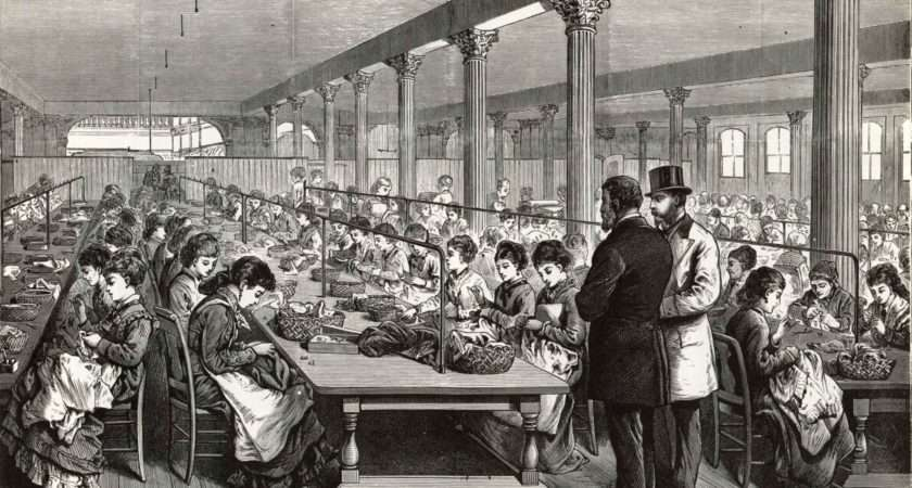 Industrial Revolution Facts May Not Have Read