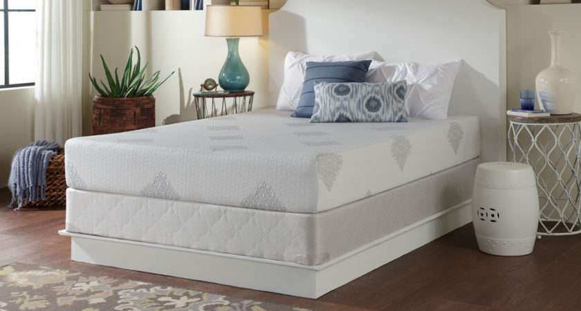 Innerspring Series Gel Memory Foam