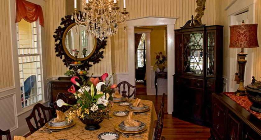 Inside Victorian Homes Dining Room Your