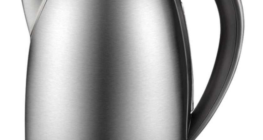 Insignia Electric Kettle Stainless Steel