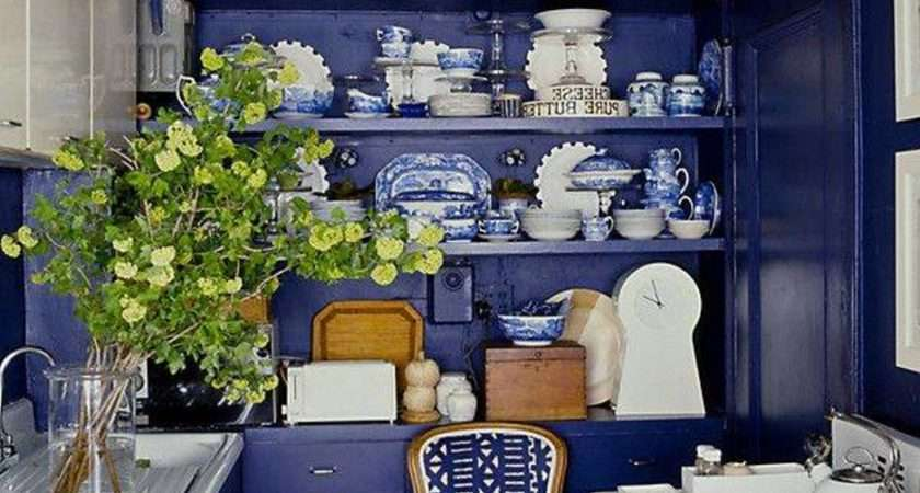Inspiring Blue Kitchen Cor Ideas Homesfeed