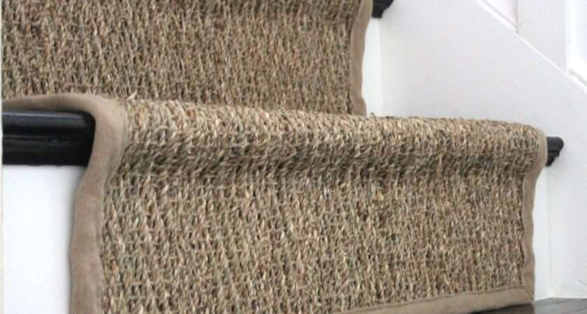 Install Seagrass Stair Runner Shine Your Light