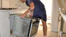 Installing Cabinets Appliances Ovens