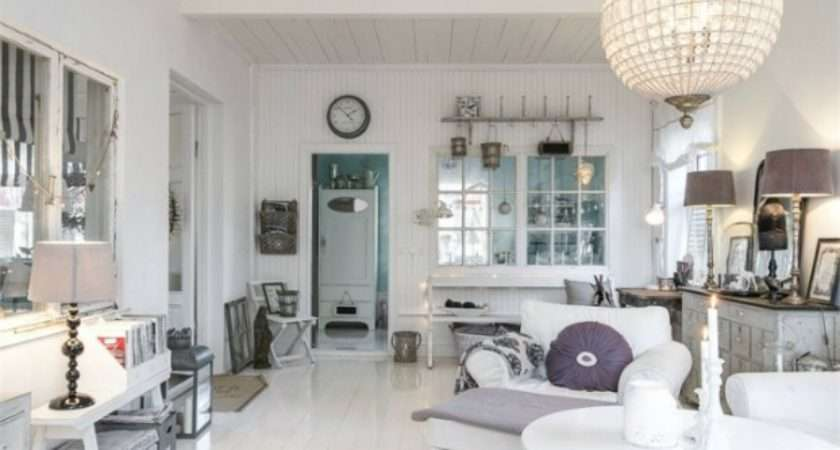 Interesting Exciting Shabby Chic House Decoholic