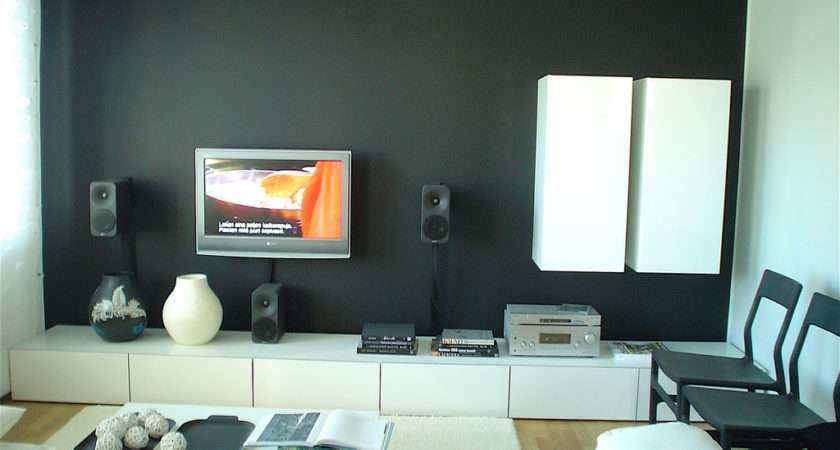 Interior Design Living Room Lcd