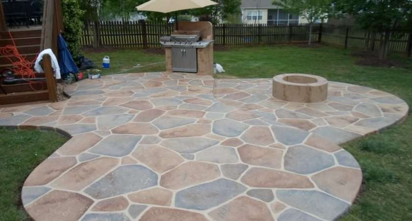 Interior Design Patio Ideas Stone Designs Home Improvement