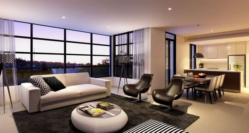 Interior Design Style Home House Living Room