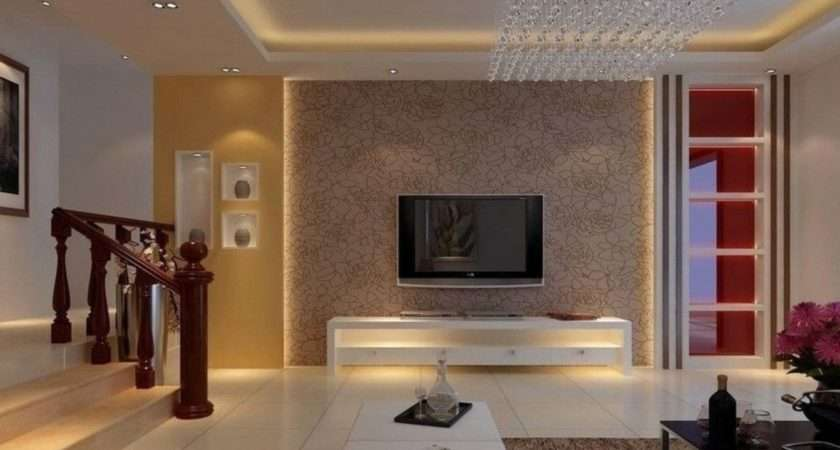 Interior Designer Wall Living Room Design