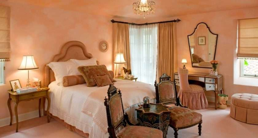 Into Victorian Style Bedrooms Home Touches