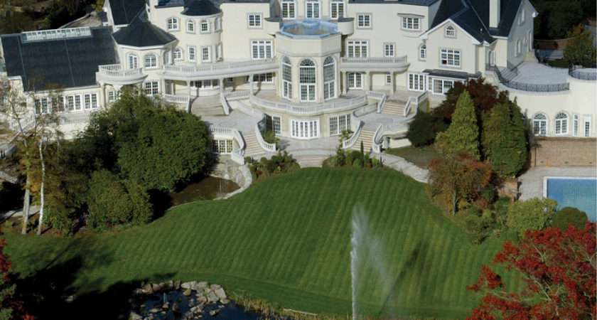 Irish Government Seized Most Expensive House England After
