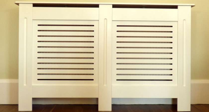 Jack Stonehouse Painted Radiator Cover White Ebay