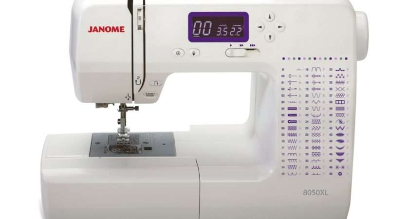Janome Nutt Sewing Machines