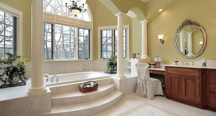 Jaw Dropping Luxury Bathrooms Interiorcharm