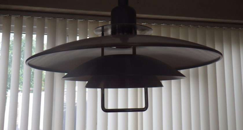 John Lewis Belid Rise Fall Pendant Ceiling Light