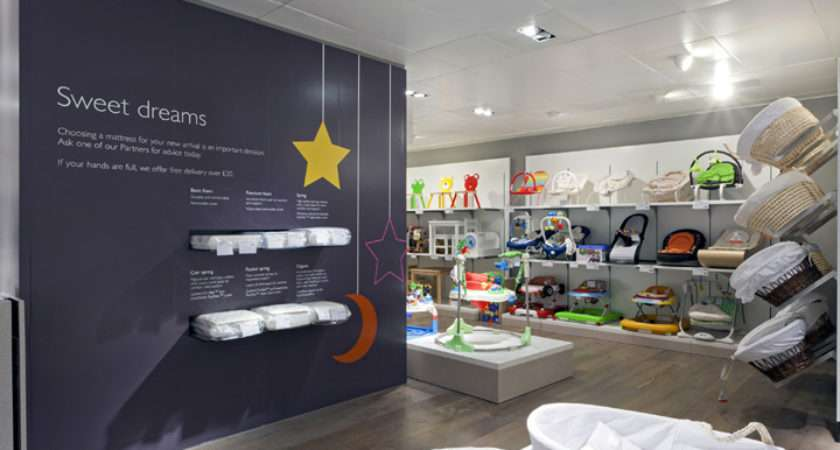 John Lewis Kids Flagship Store Dalziel Pow London Retail