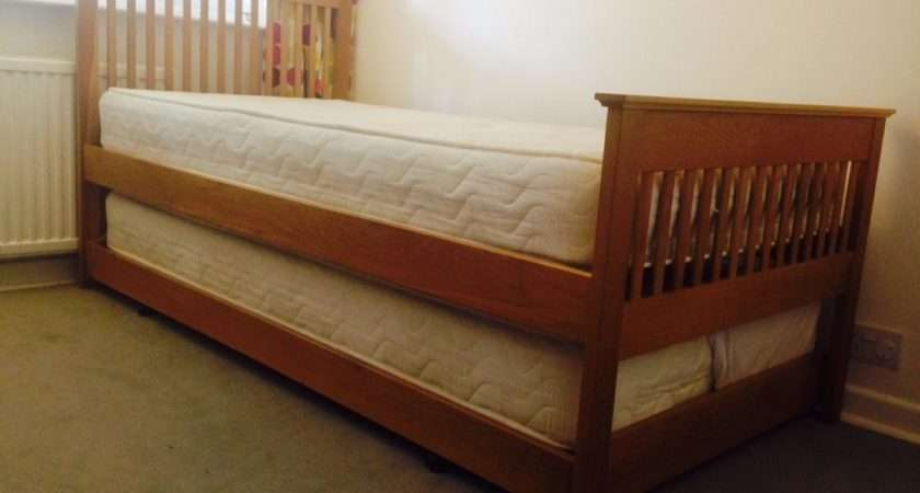 John Lewis Riley Guest Bed Brighton East Sussex