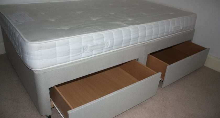 John Lewis Small Double Divan Bed Purchase Sale