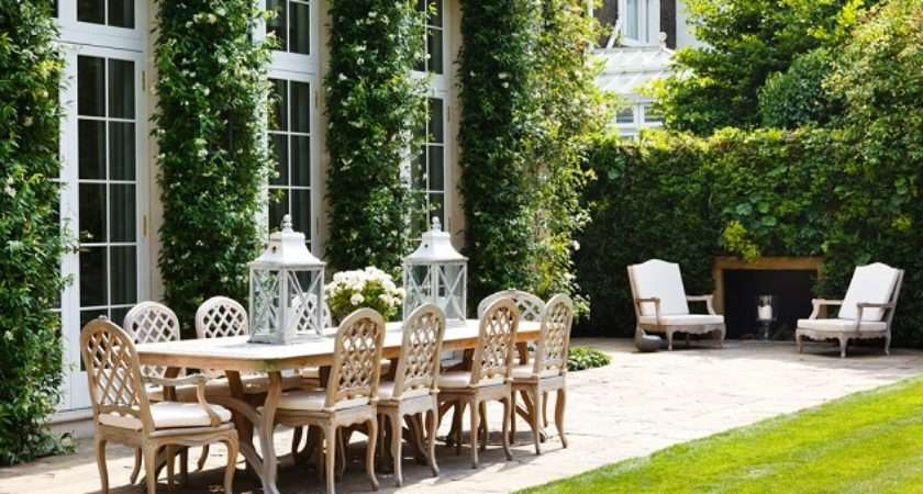 Joie Vivre Outdoor Area French Style Furniture
