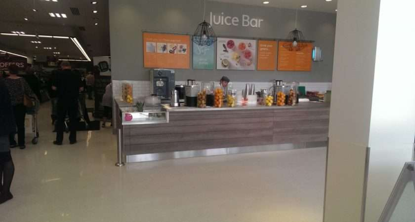 Juice Bar John Lewis