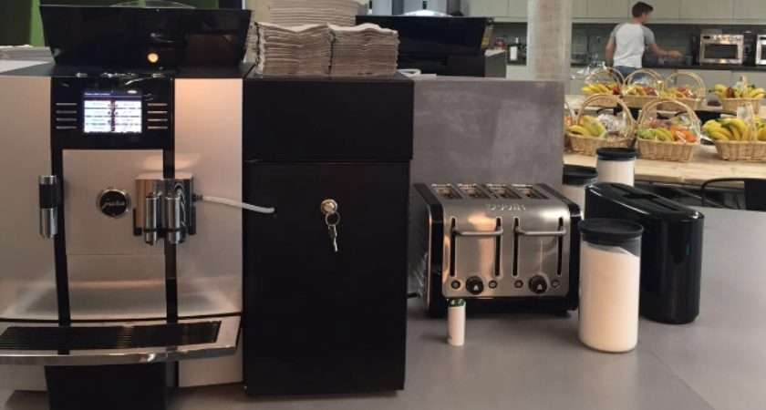 Jura Bean Cup Coffee Machines Ideal Workplace