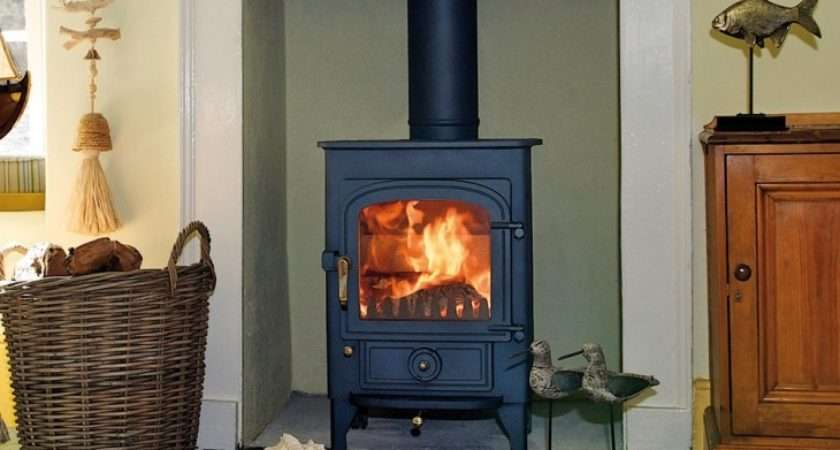 Just Stoves Clearview Pioneer Multi Fuel Stove