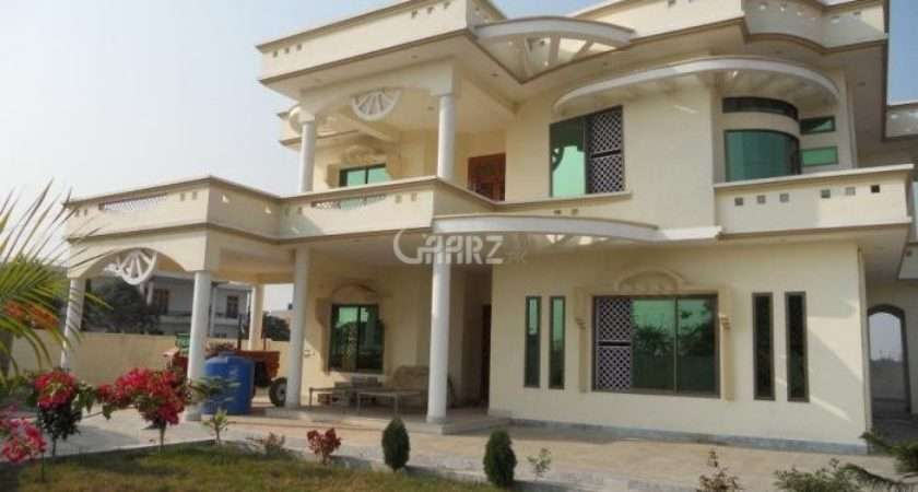 Kanal Bungalow Sale Dha Phase Lahore Aarz