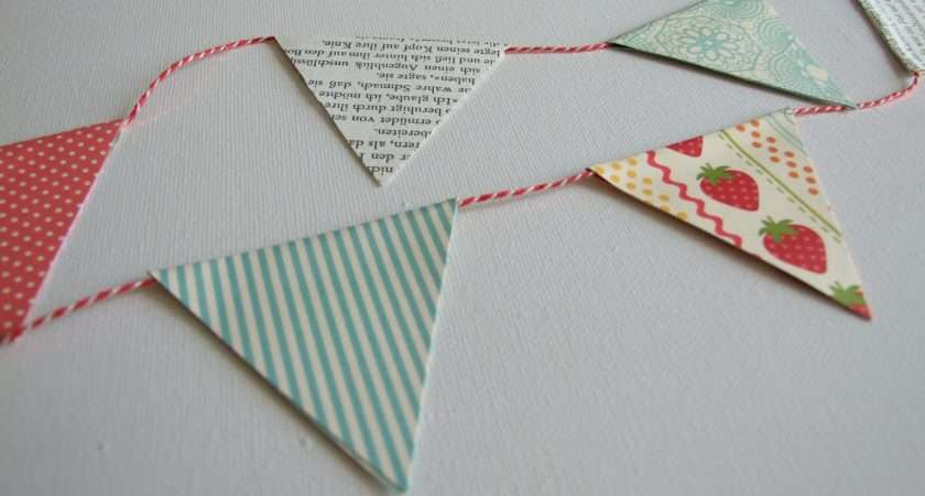 Katie Claire Easy Crafts Make Mini Paper