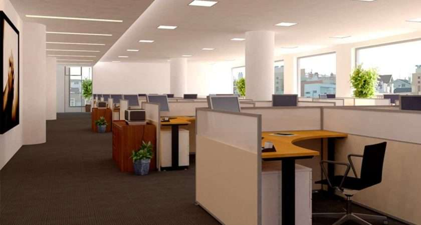 Key Ingredients Include Your Office Design
