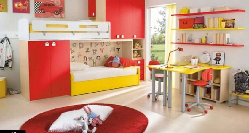 Kids Bedroom Decorating Ideas Home Office Girls
