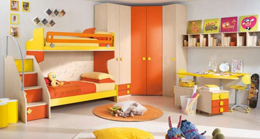 Kids Bedroom Decorating Ideas One Total Photos Cheerful