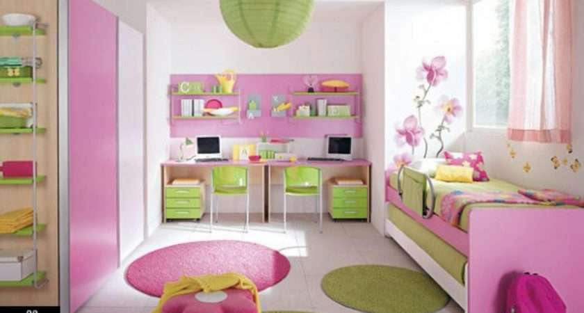 Kids Bedroom Decorating Ideas Pink Prince Girls