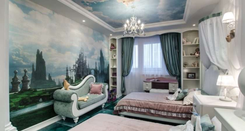 Kids Bedroom Design Style Alice Wonderland Kidsomania