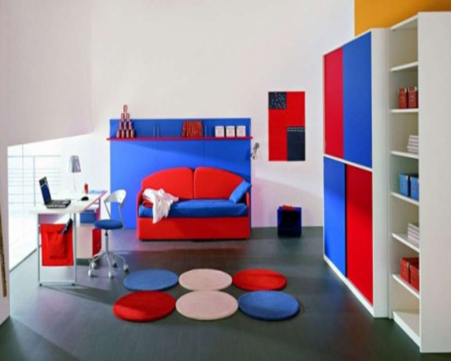 Kids Bedroom Ideas Growth Age Boy Cool