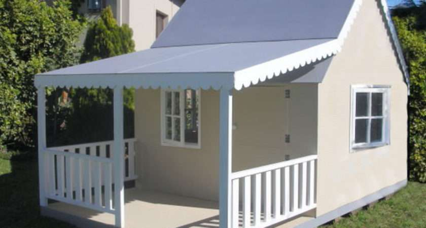 Kids Durban Wendy Houses Show House Ads