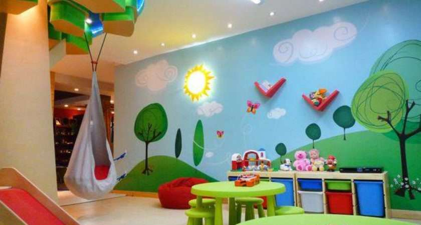 Kids Play Room Accesories Decor