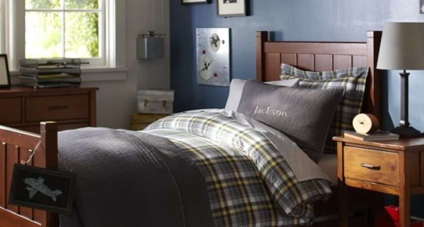 Kingston Quilted Bedding Pottery Barn Kids