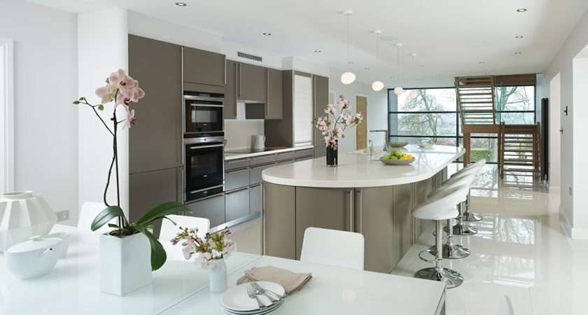 Kitchen Breakfast Bar Transform Architects House Extension