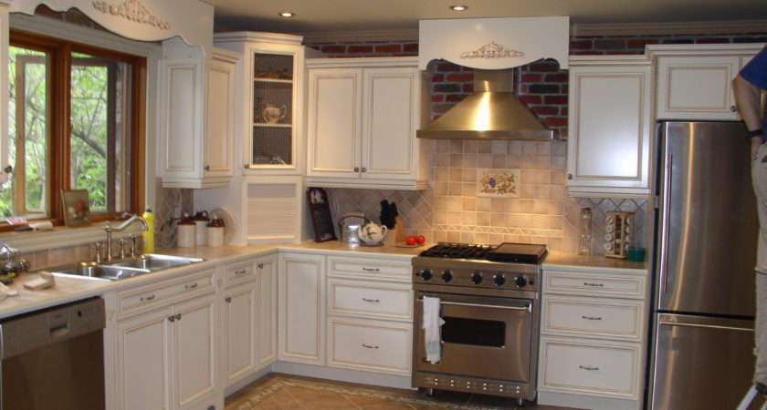 Kitchen Cabinet Ideas White Colors Homecaprice