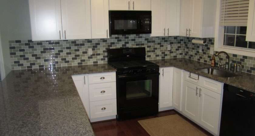 Kitchen Cabinets Combination Shaker Style Cabinet Doors