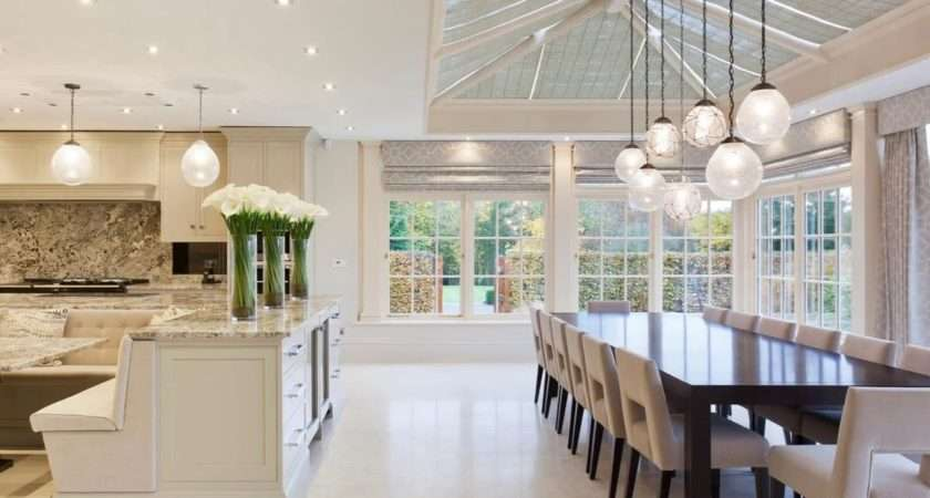 Kitchen Conservatory Extension Ideas Youtube