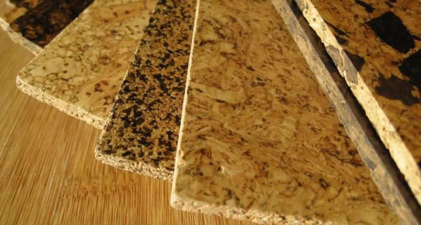 Kitchen Cork Rubber Flooring Rolls