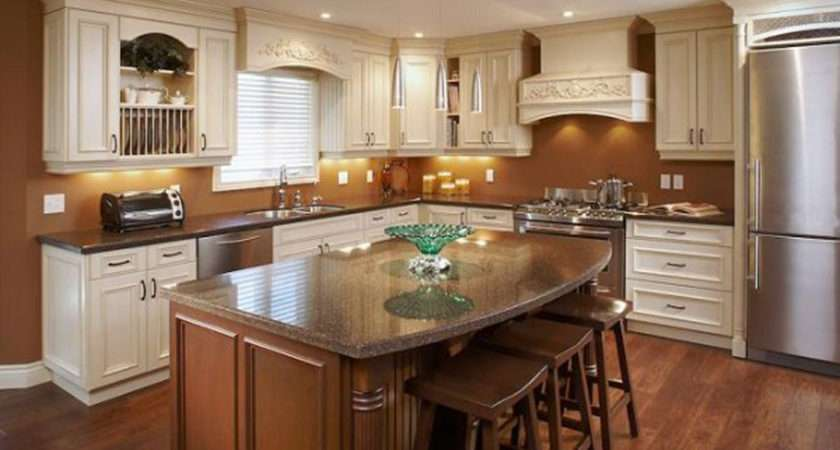 Kitchen Decor Layouts One Total Contemporary