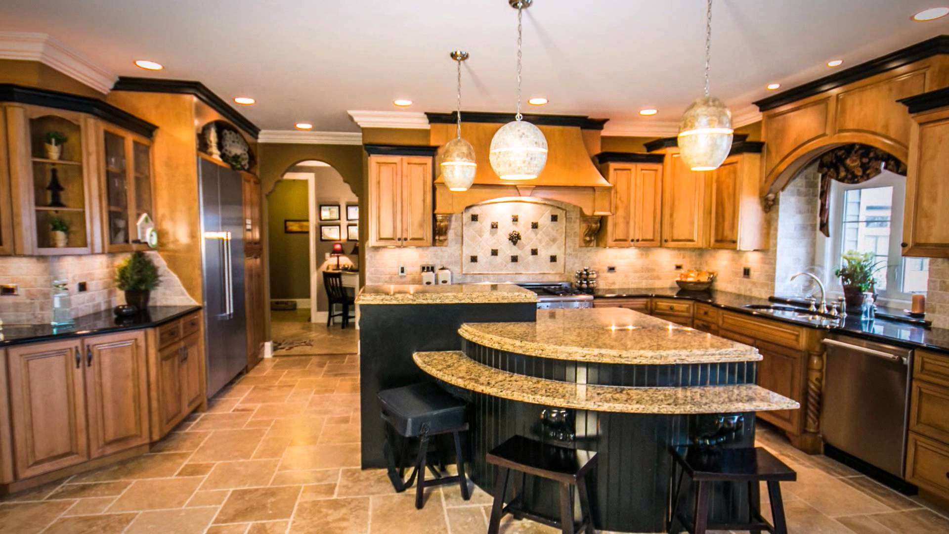 Kitchen Design Ideas Showcasing Variety Styles Luxury