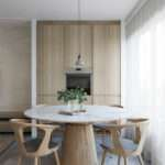 Kitchen Dining Area Design
