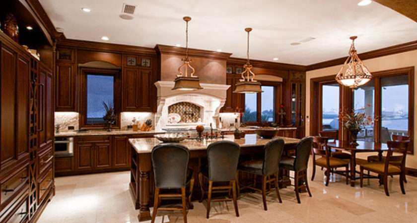 Kitchen Dining Design