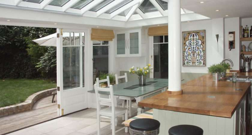 Kitchen Extension Conservatory Near Kew Richmond